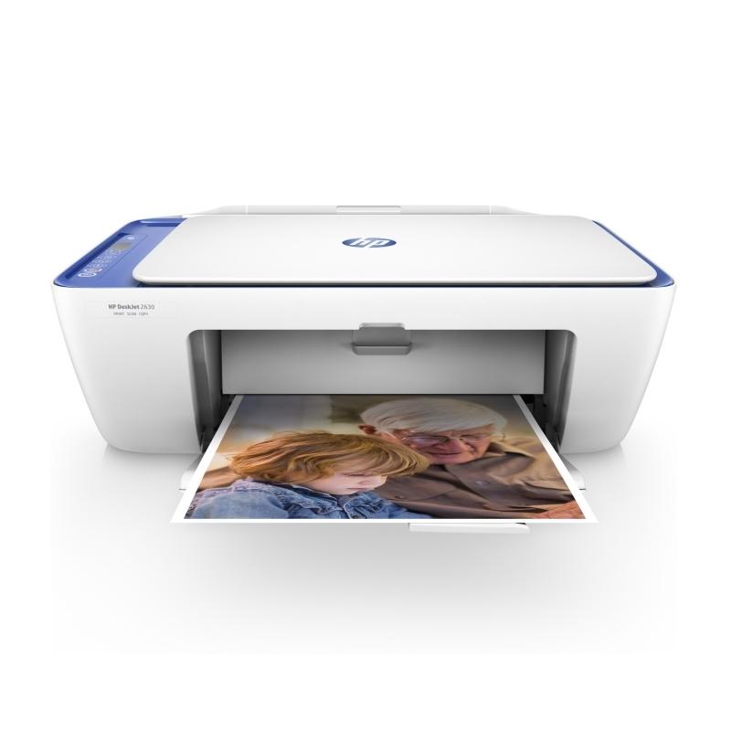 Inyeccion de Tinta : HP Deskjet 2630 All-in-One